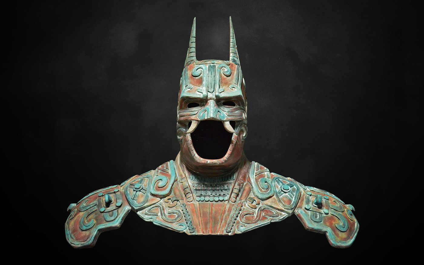 Batman Existed in Mesoamerican Mythology
